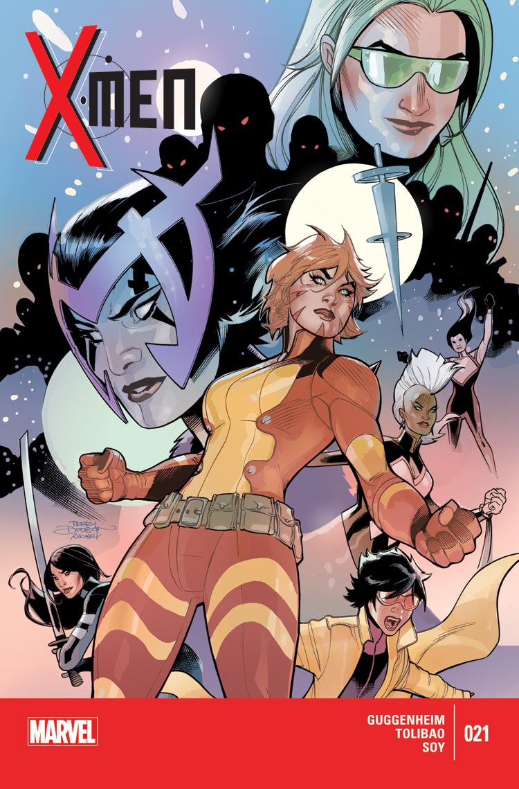 X-Men (2013) #21