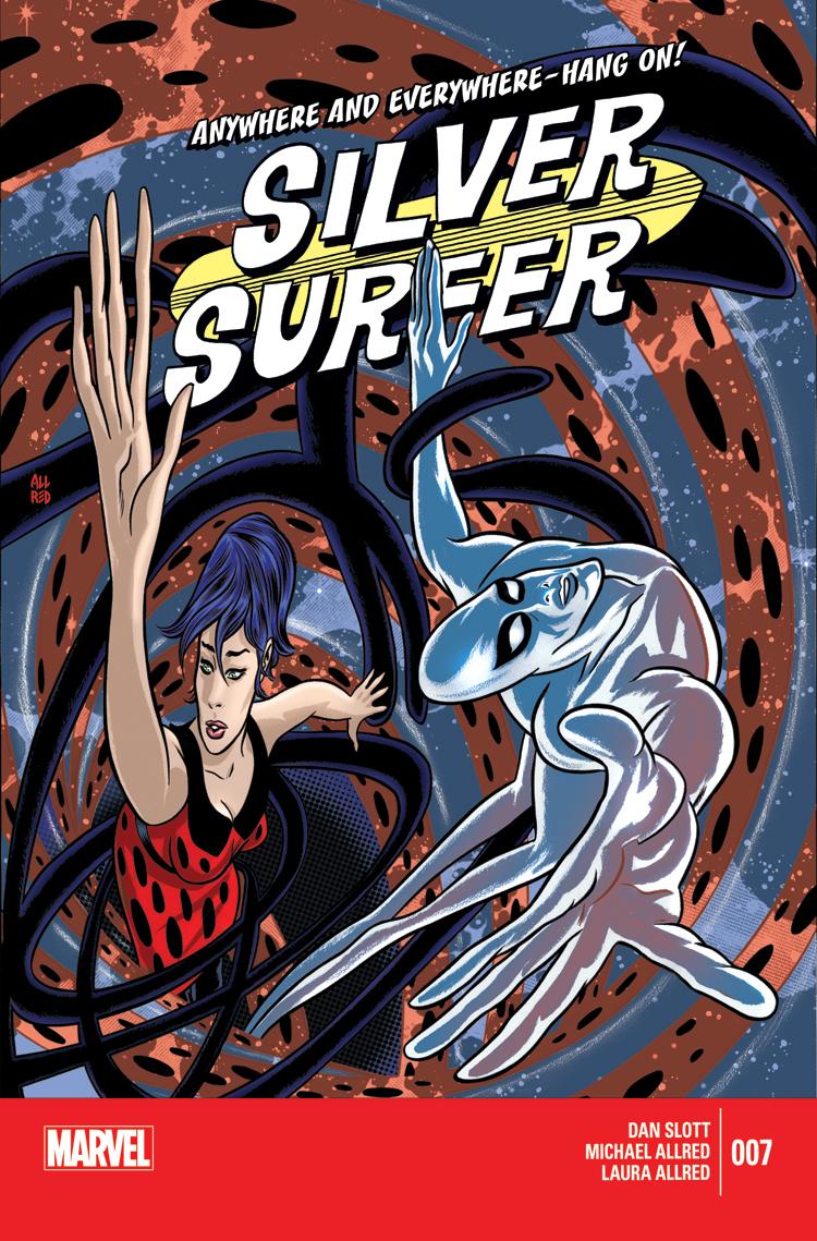 Silver Surfer (2014) #7