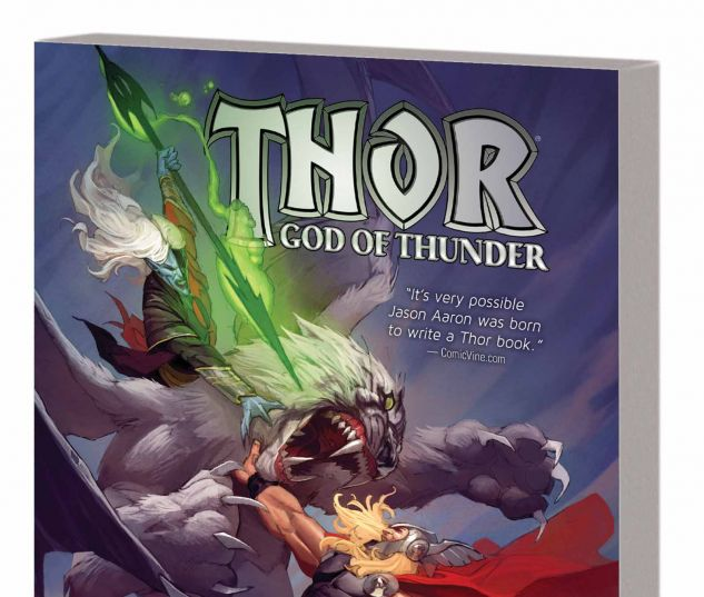 THOR: GOD OF THUNDER VOL. 3 - THE ACCURSED TPB (MARVEL NOW)