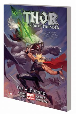 Thor: God of Thunder Vol. 4 - The Last Days of Midgard (Trade Paperback)