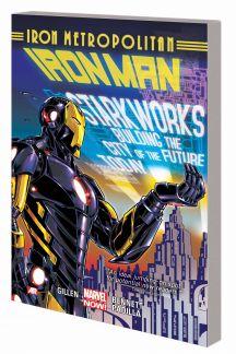 Iron Man: Iron Metropolitan (Trade Paperback)