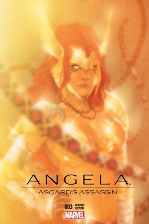 Angela: Asgard's Assassin #3  (Noto Variant)