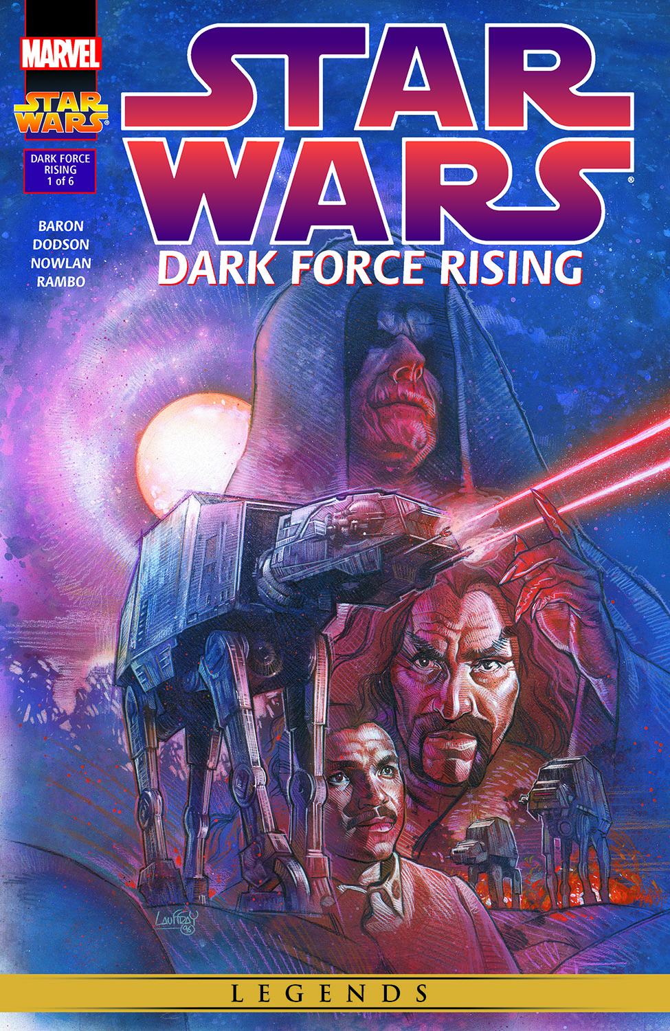 Star Wars: Dark Force Rising (1997) #1