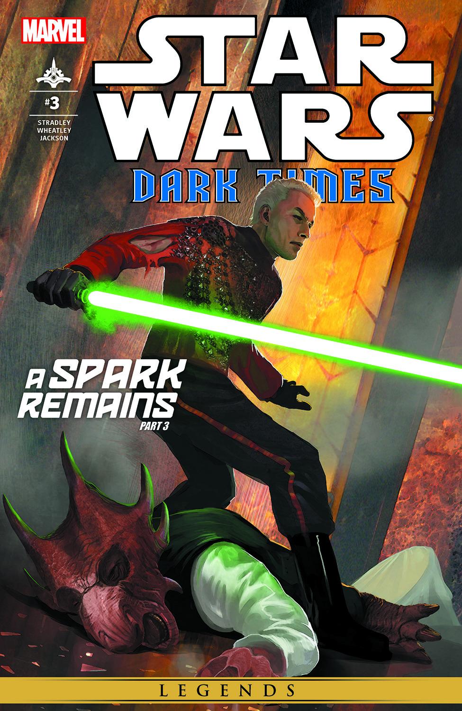 Star Wars: Dark Times - A Spark Remains (2013) #3
