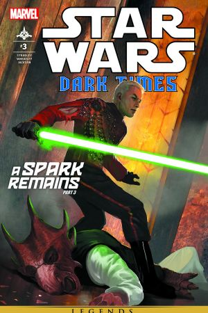 Star Wars: Dark Times - A Spark Remains #3