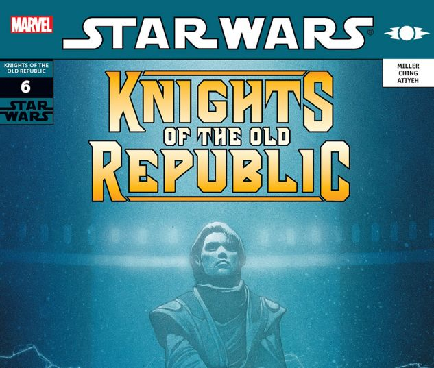 Star Wars: Knights Of The Old Republic (2006) #6