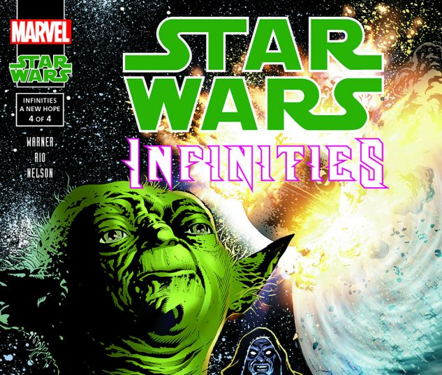 Star Wars Infinities: A New Hope (2001) #4