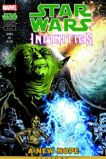 Star Wars Infinities: A New Hope #4