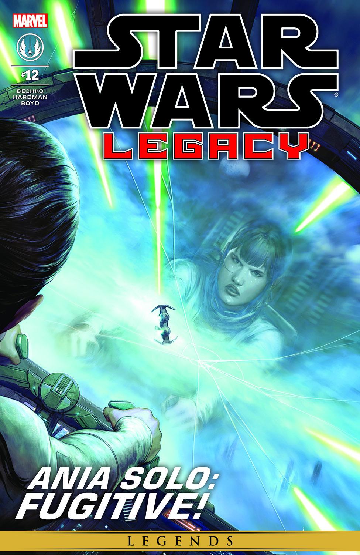 Star Wars: Legacy (2013) #12