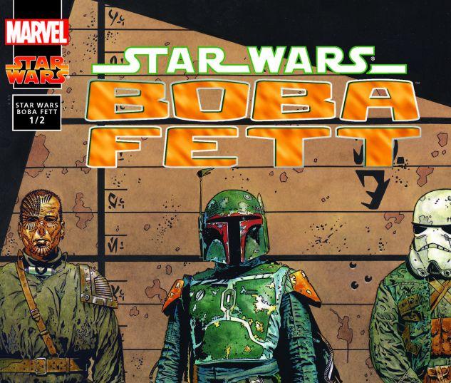 Cover: Boba Fett #0.5