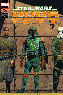 Star Wars: Boba Fett #0.5