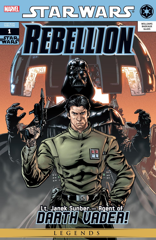 Star Wars: Rebellion (2006) #1