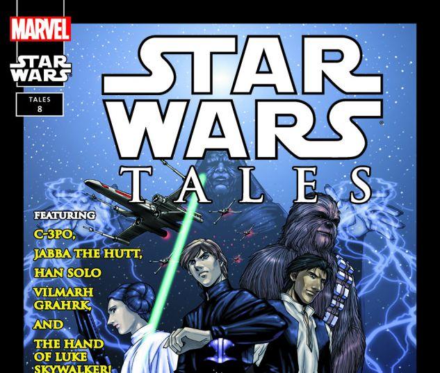 Star Wars Tales (1999) #8