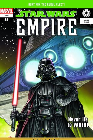 Star Wars: Empire #35