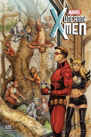 Uncanny X-Men (2013) #35 (Oum Nyc Variant)
