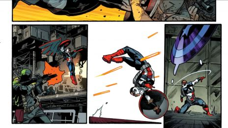 Marvel AR: Rick Remender on All-New Captain Amer