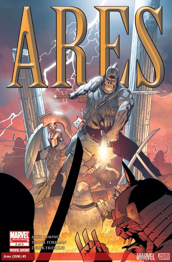 Ares (2006) #3
