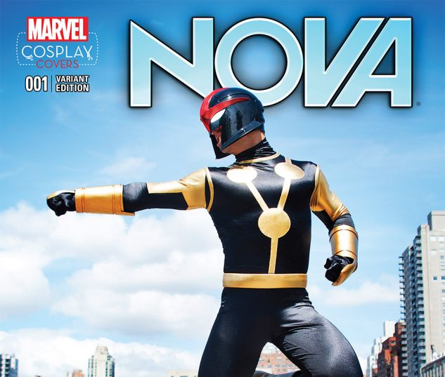 NOVA 1 COSPLAY VARIANT (WITH DIGITAL CODE)