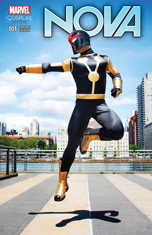 Nova (2015) #1 (Cosplay Variant)