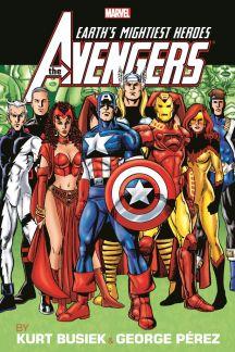 Avengers by Kurt Busiek & George Perez Omnibus Vol. 2 (Hardcover)