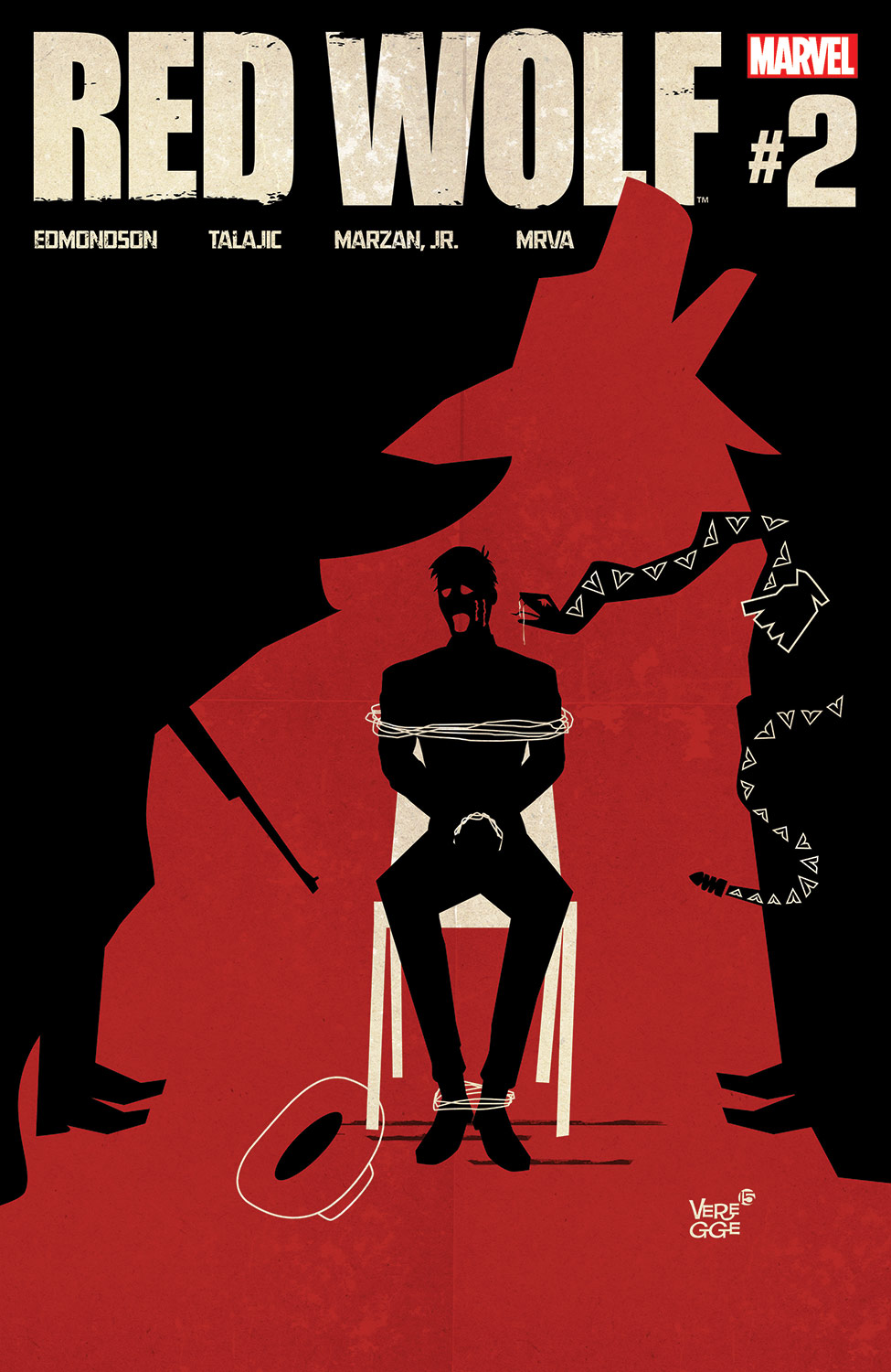Red Wolf (2015) #2