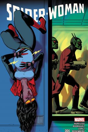 Spider-Woman (2015) #4