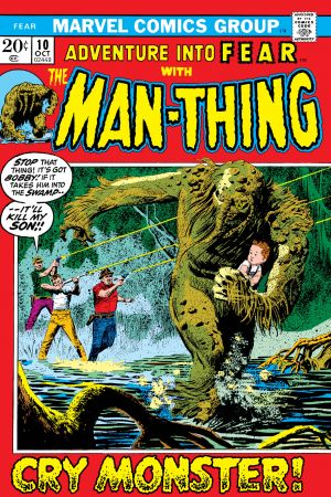 Adventure Into Fear (1970) #10
