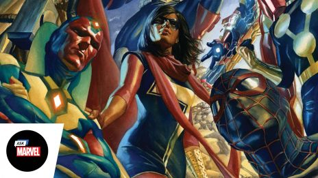 Ask Marvel: Mark Waid, Writer