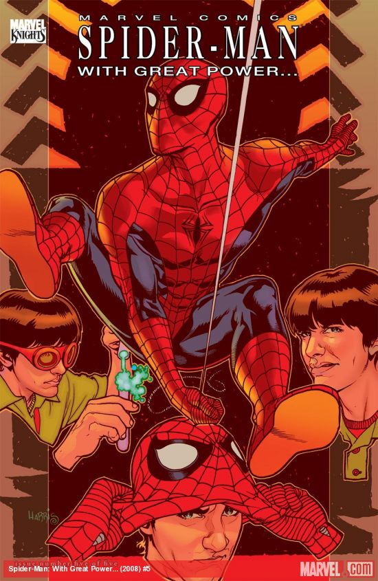 Spider-Man: With Great Power... (2008) #5