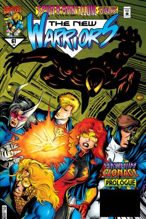 New Warriors (1990) #61