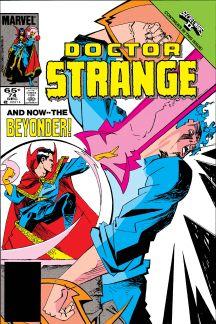 Doctor Strange #74