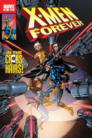 X-Men Forever (2009) #21