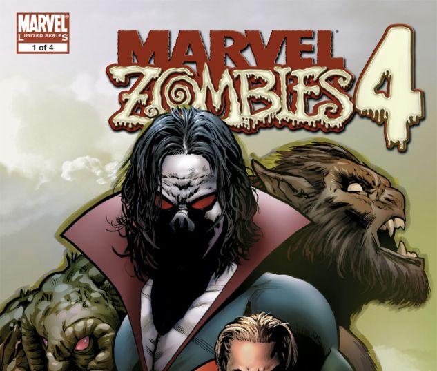 Marvel Zombies 4 (2009) #1