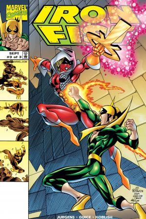 Iron Fist (1998) #3