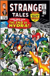 Strange Tales #140