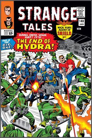Strange Tales (1951) #140