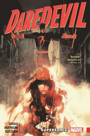 Daredevil: Back In Black Vol. 2 - Supersonic (Trade Paperback)