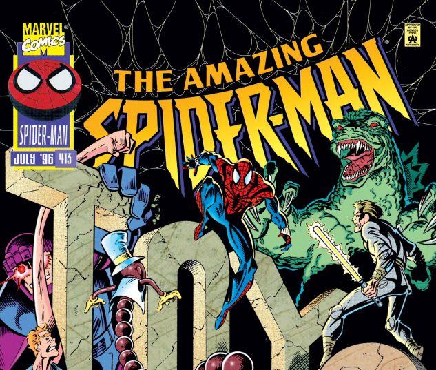 Amazing Spider-Man (1963) #413
