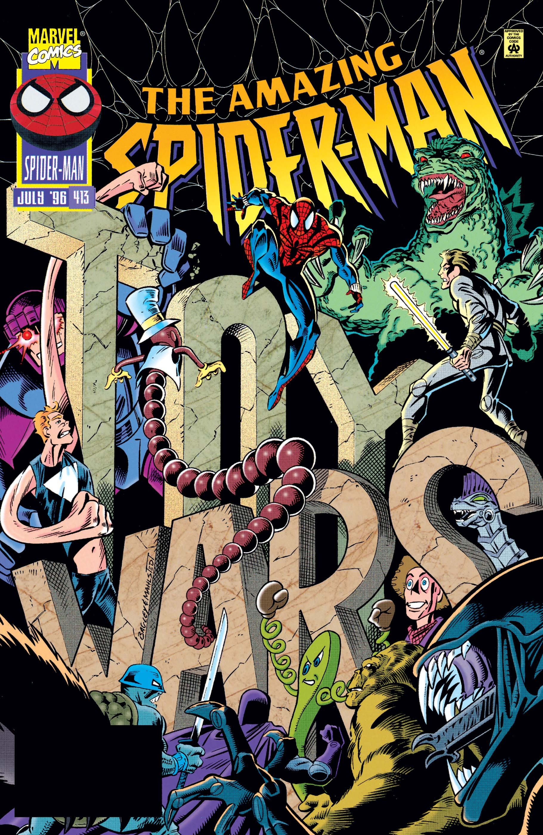 The Amazing Spider-Man (1963) #413