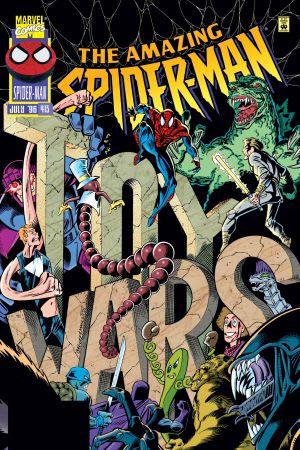 The Amazing Spider-Man #413