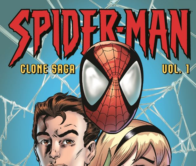 cover from Spider-Man: Clone Saga (2016)