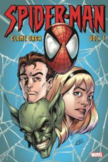 Spider-Man: Clone Saga Omnibus Vol. 1 (Hardcover)