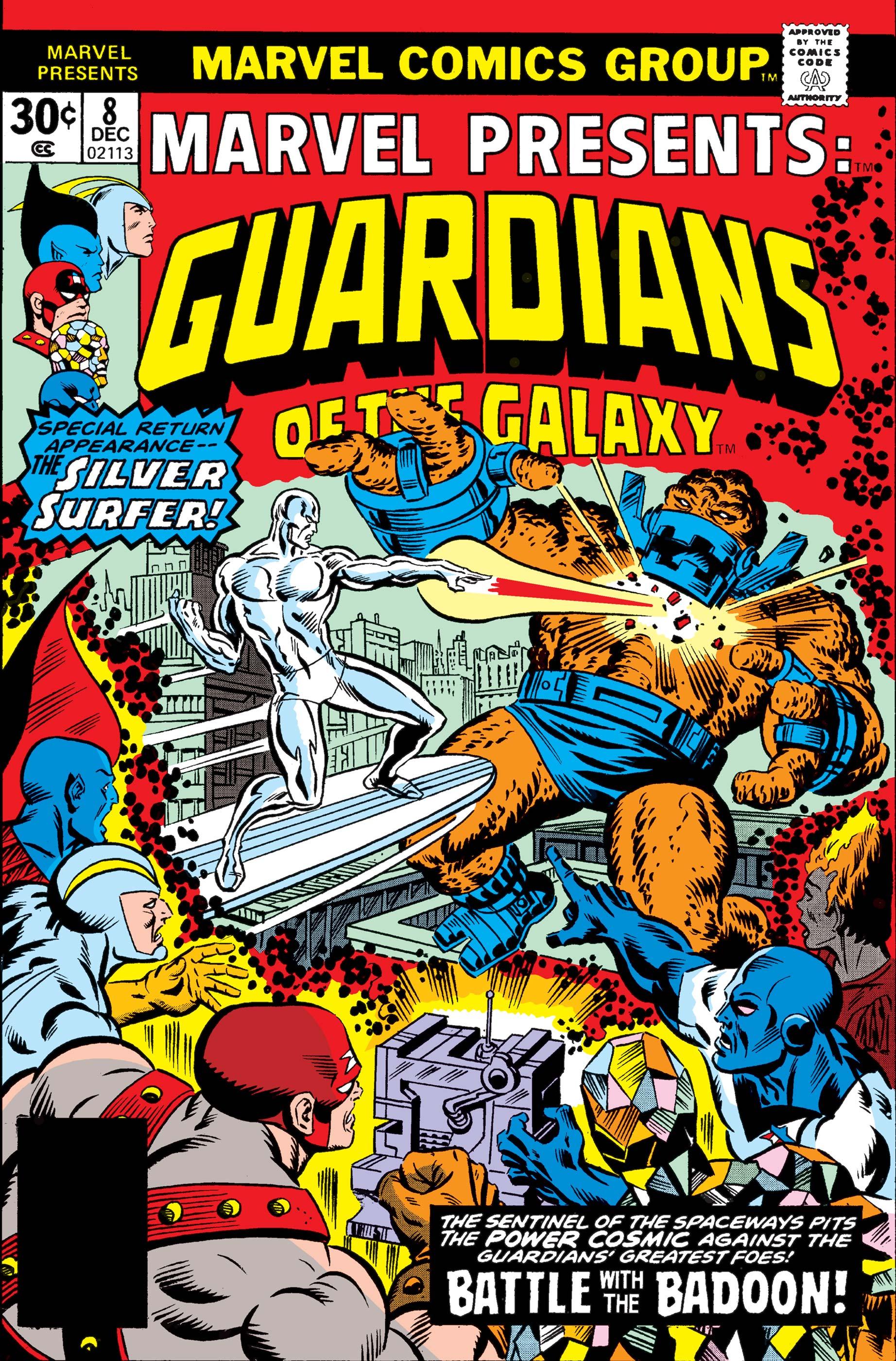 Marvel Presents (1975) #8