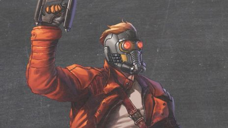 Peter Quill - Star-Lord – Marvel 101