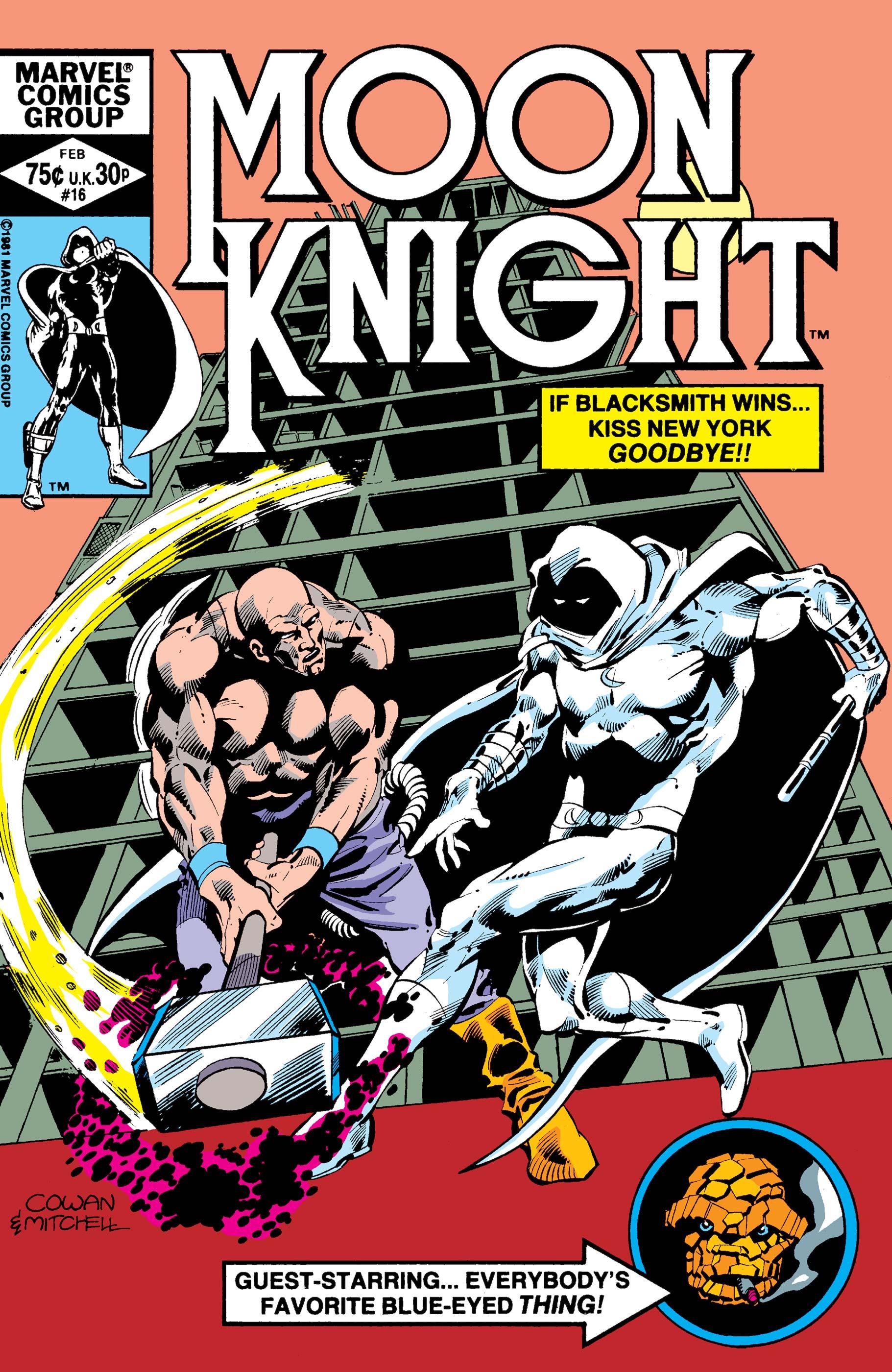 Moon Knight (1980) #16