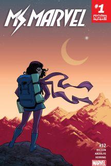 Ms. Marvel (2015) #12