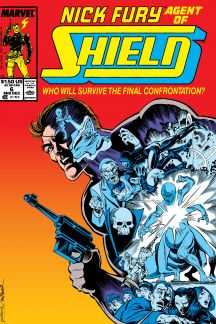 Nick Fury, Agent of S.H.I.E.L.D. (1989) #6