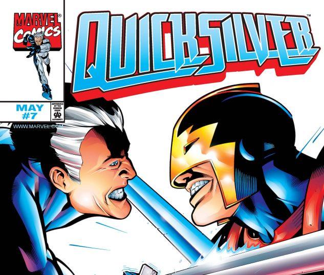 Quicksilver (1997) #7