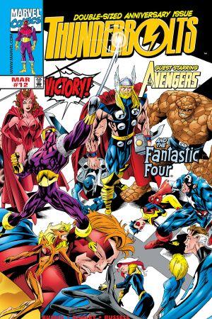 Thunderbolts (1997) #12