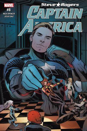 Captain America: Steve Rogers #8